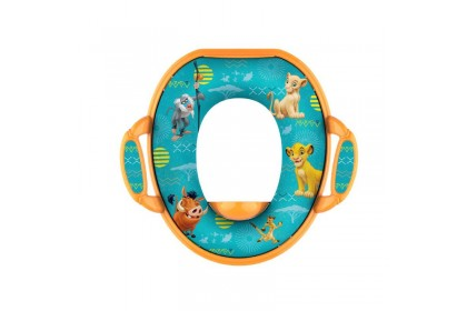 (Y11337-11430) The First Years, Lion King Soft Potty Ring