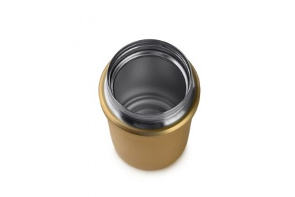 (K3772-16) Relax, 0.72L Stainless Steel Thermal Food Jar - Gold