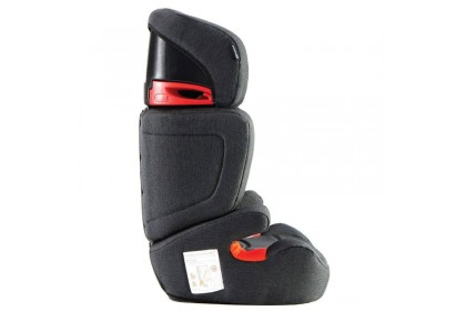 (KKJFX-BLACK) Kinderkraft, Junior Fix Car Seat (15-36 kg) - Black