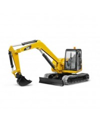 (BRU02456) Bruder, Cat Mini Excavator