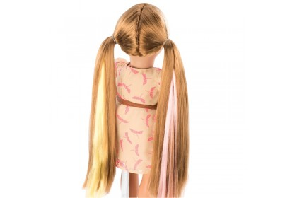 (BD31073Z) Our Generation, Hair Grow Doll, Light Brown