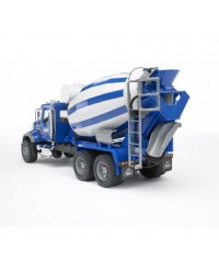 (BRU02814) Bruder, MACK Granite Cement Mixer