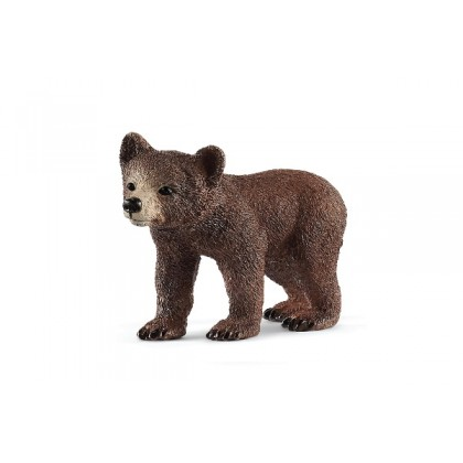 (SC42473) Schleich, Grizzly Bear Mother with Cub