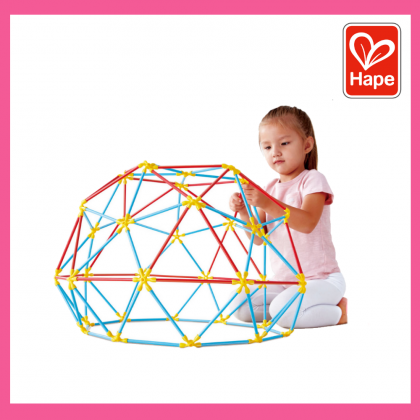 (HP5564) Hape, Geodesic Structures