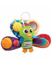 (LC27013) Lamaze, Jacque The Peacock