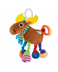 (LC27014) Lamaze, Morstimer The Moose