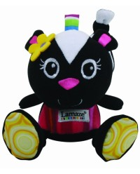 (LC27082) Lamaze, Little Knotties Skunk