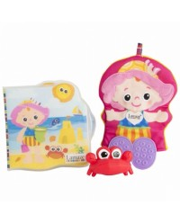 (LC27511) Lamaze, My Friend Emily - Bathtime Story Set