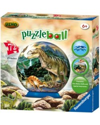 (R121274) Ravensburger, Dinasours 72pcs