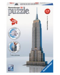 (R125531) Ravensburger, Empire State Building 216pcs
