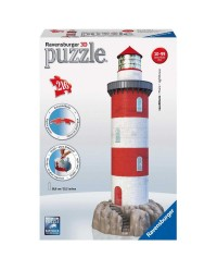 (R125555) Ravensburger, Lighthouse 216pcs