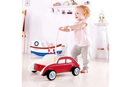(HP0380) Hape, Beetle Walker - Red