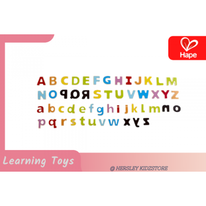 (HP1047) Hape, ABC Magnetic Letters