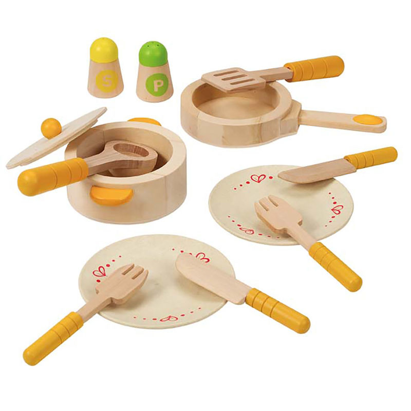(HP3103) Hape, Gourmet Kitchen Starter Set