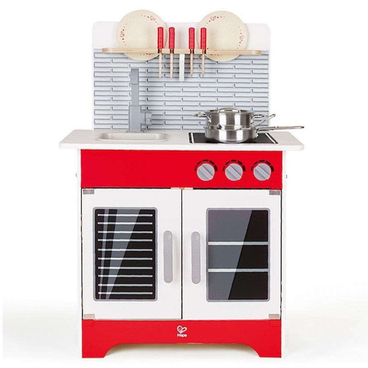 (HP3144) Hape, City Cafe Play Kitchen