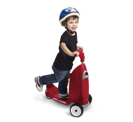 (RF610) Radio Flyer, Ride 2 Glide
