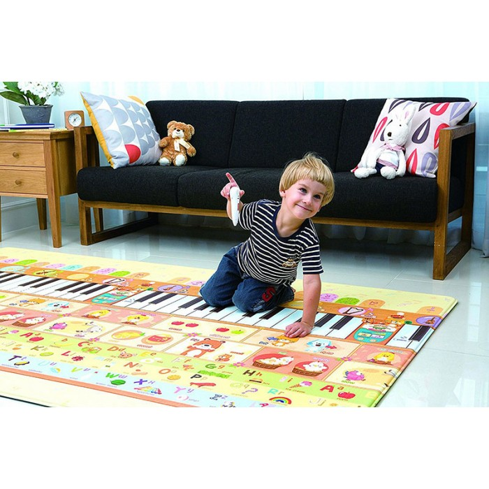 (DWL15022) Dwinguler, Eco-Friendly Playmat With Talking Pen - Music Parade