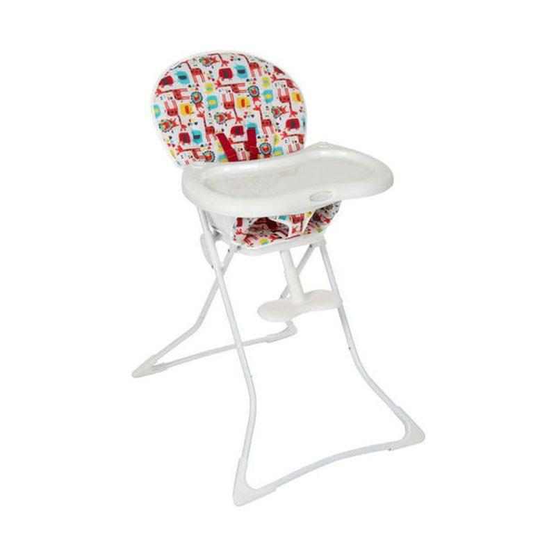 (GR3T94WDOE) Graco, Tea Time High Chair - Wild Day Out