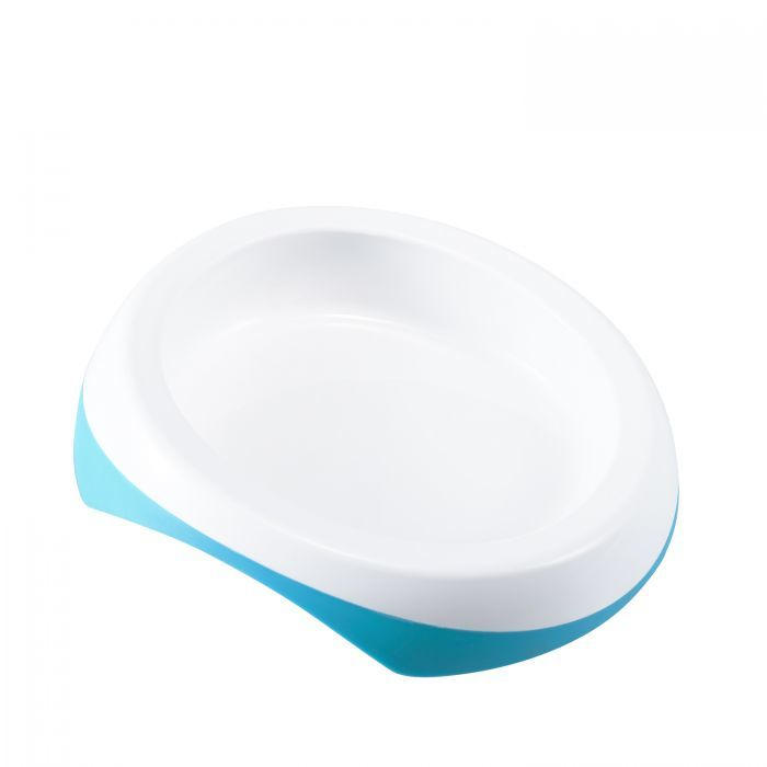 (DF7241-Blue) Difrax, Toddler and Baby Plate