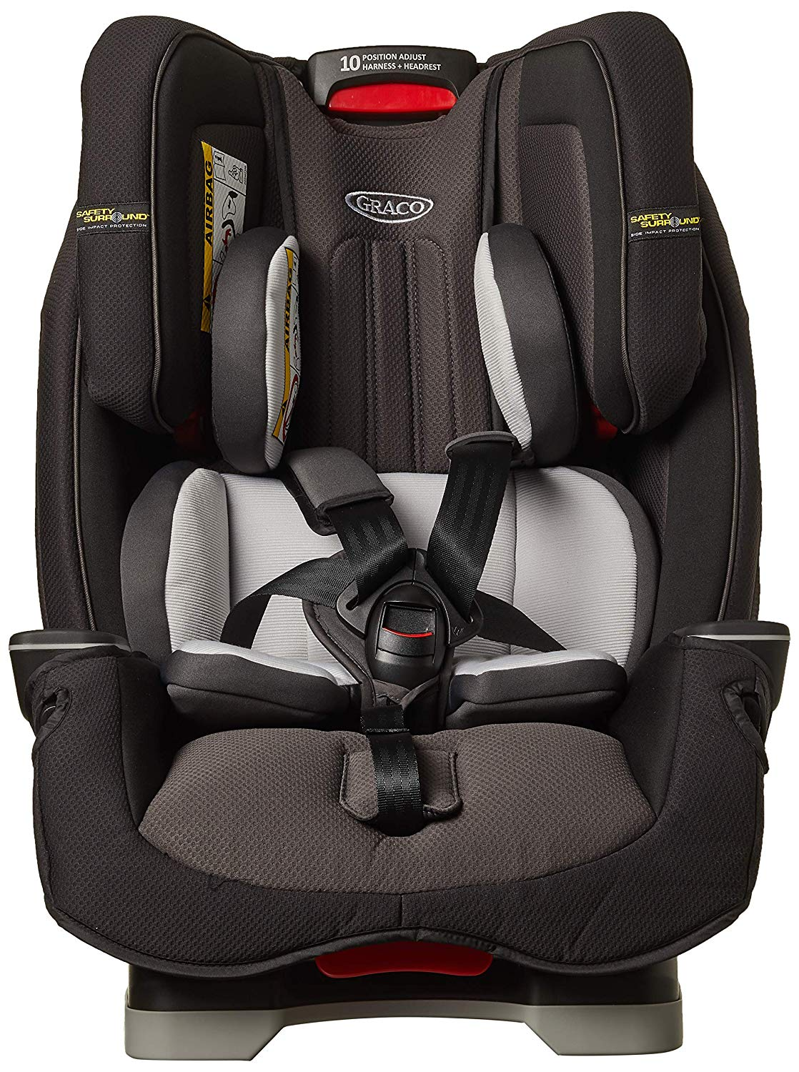 (GR8AE198MDBTW) Graco, Milestone LX Safety Surround - Midnight Grey