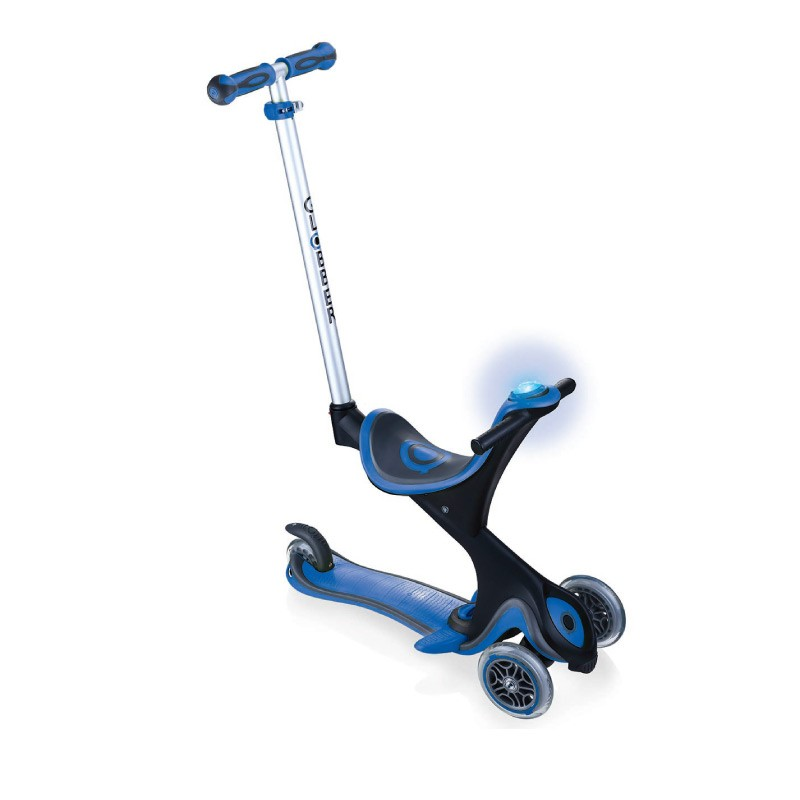 (GL463-100) Globber, Evo Comfort Play 3in1 Scooter - NavyBlue