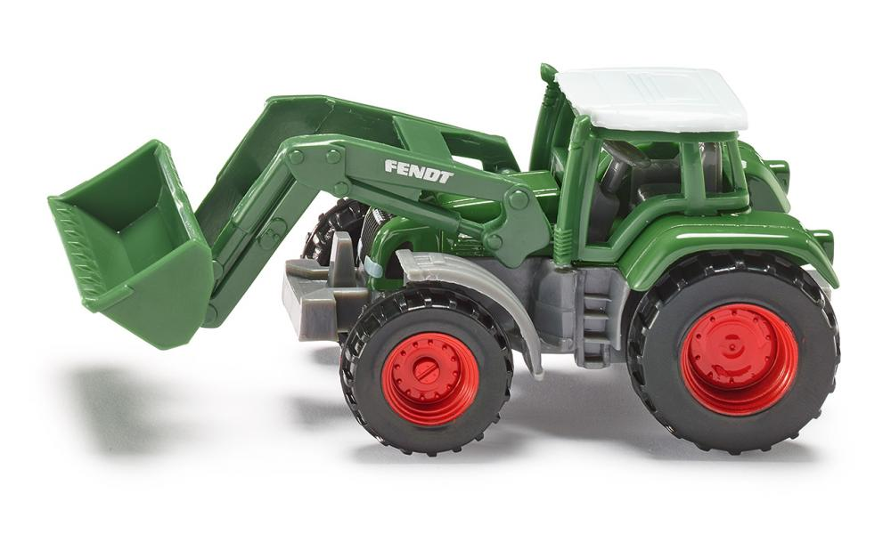 (S1039) Siku, Fendt Tractor With Front Loader