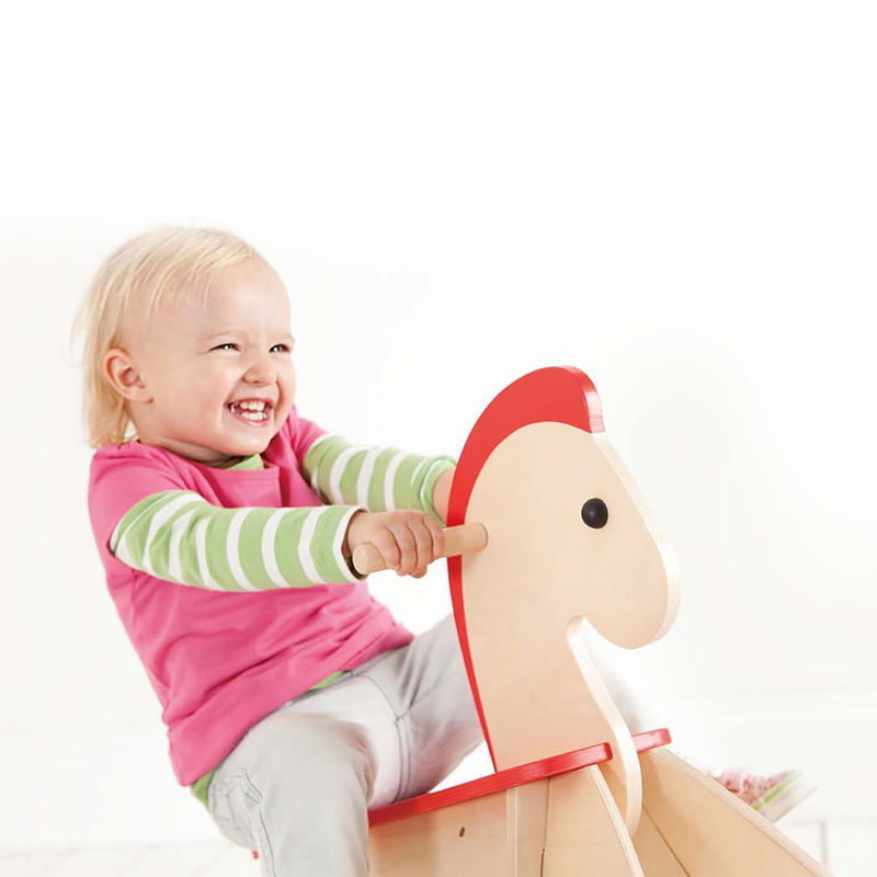 (HP0100) Hape, Rock & Ride Rocking Horse