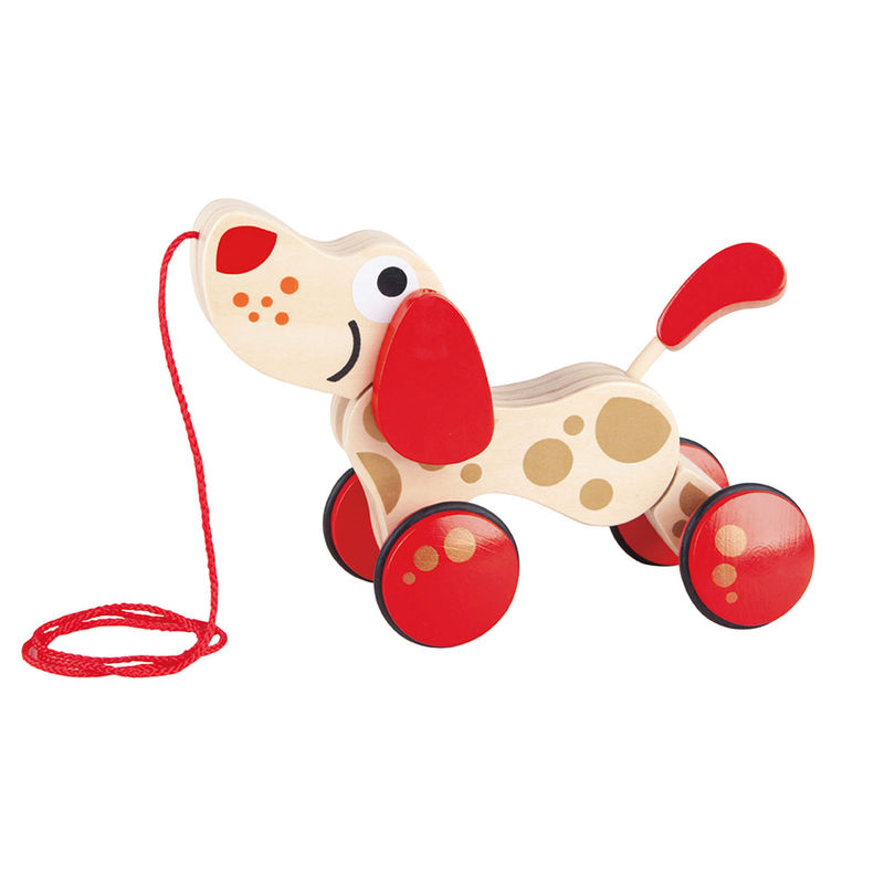 (HP0352) Hape, 30th Anvsry- Walk Along Puppy