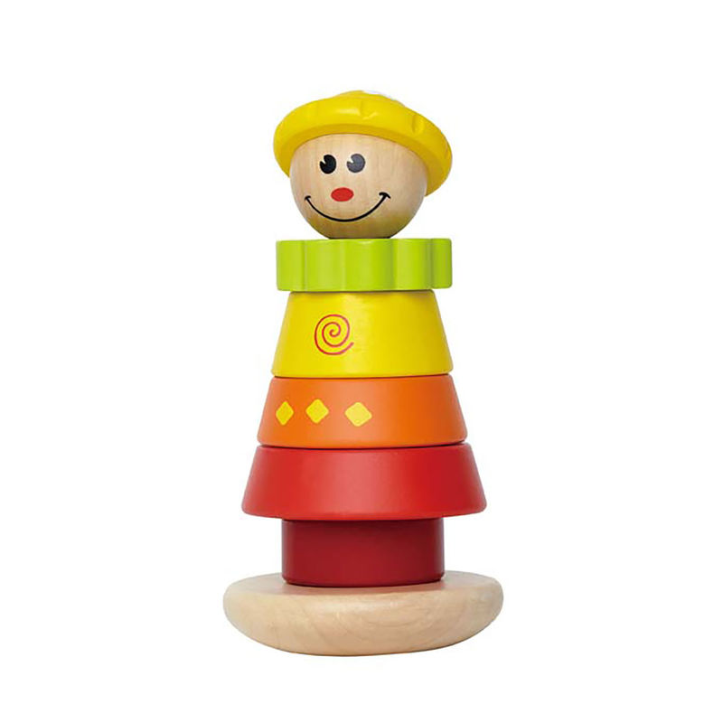 (HP0402) Hape, Stacking Jill