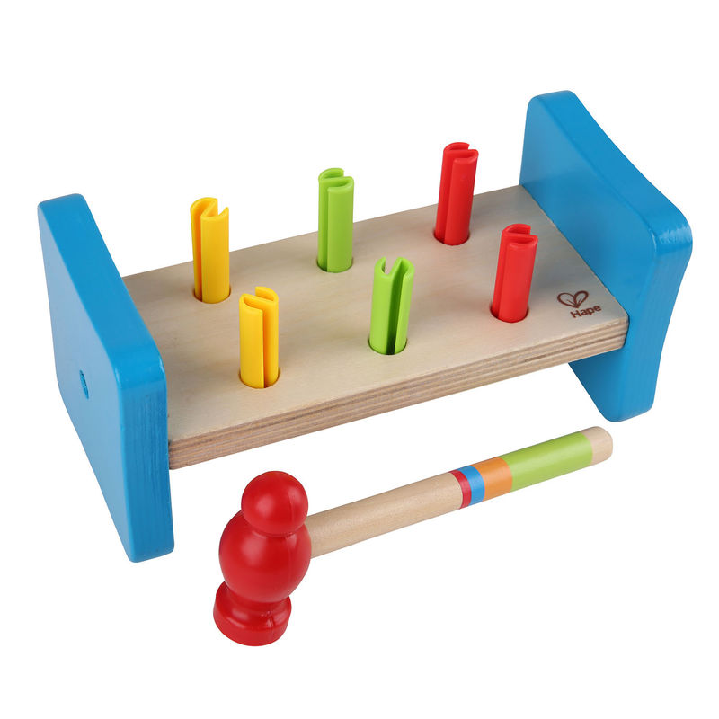 (HP0503) Hape, First Pounder
